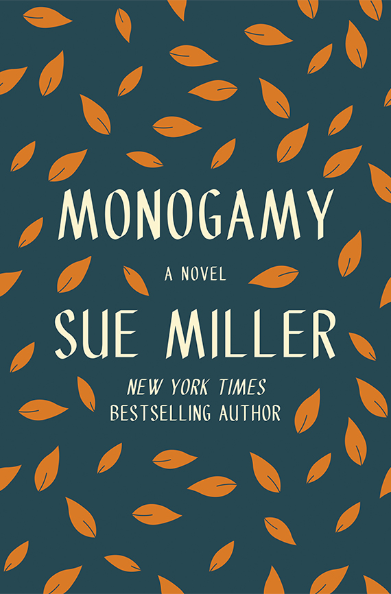 Monogamy book cover