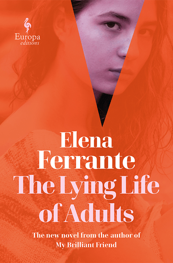 The Lying Life of Adults book cover