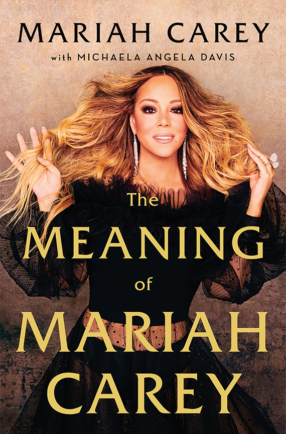 The Meaning of Mariah Carey book cover