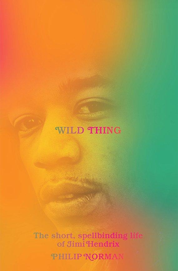 Portada del libro, Wild Thing