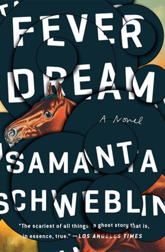 Fever Dream book cover