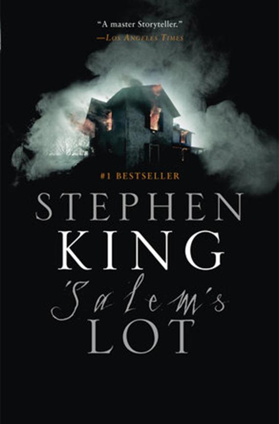 Salem's Lot book cover