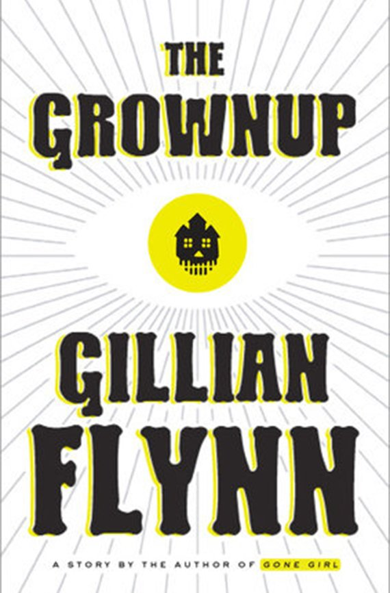 The Grownup book cover
