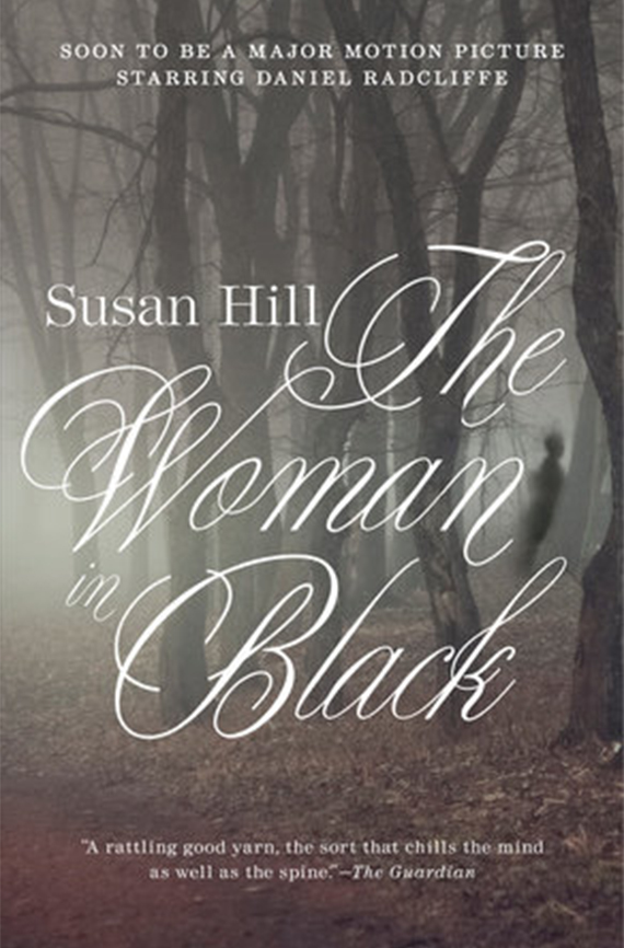 The Woman in Black book cover