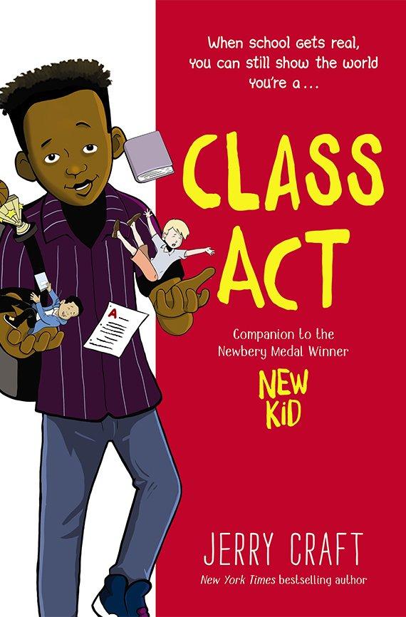 Portada del libro Class Act