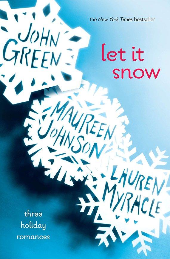 Portada del libro Let it Snow