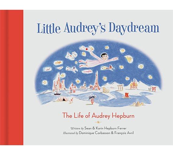 Portada del libro Little Audrey's Daydream