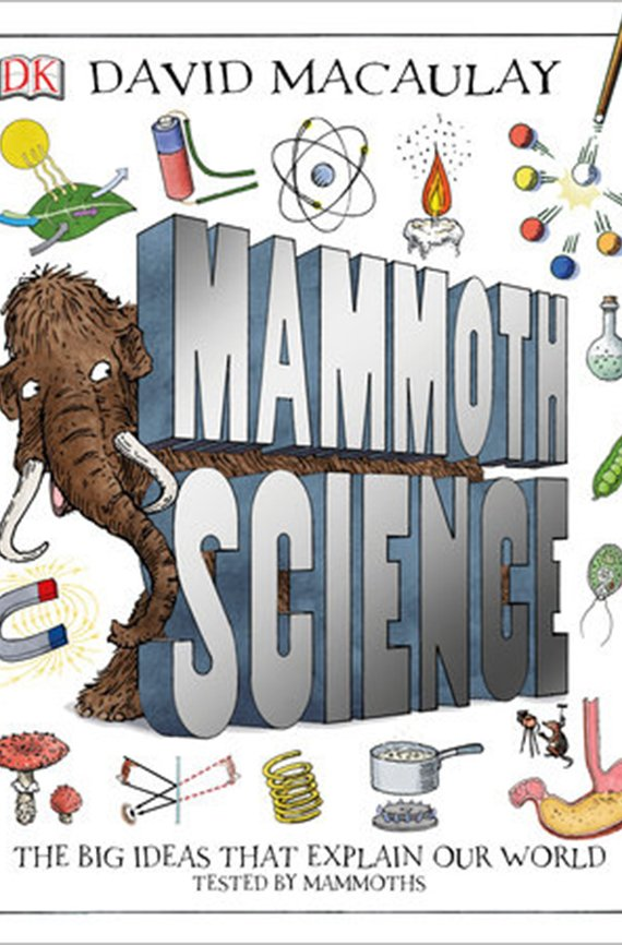 Portada del libro Mammoth Science
