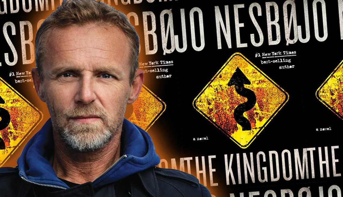author jo nesbo and his new novel the kingdom