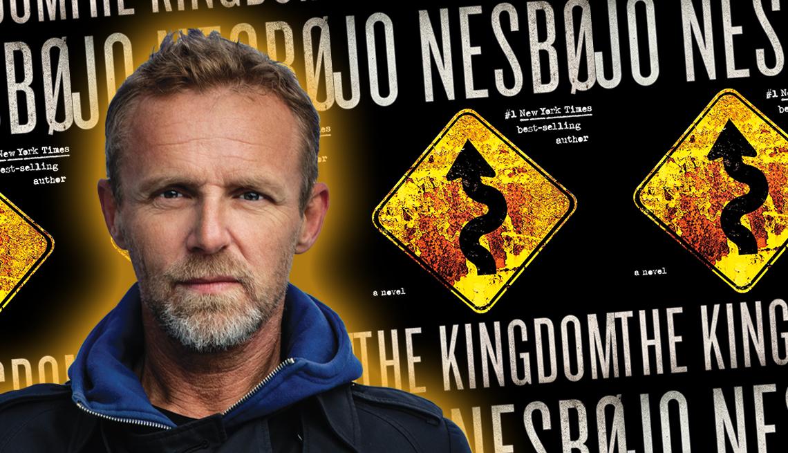 author jo nesbo and his new novel the kingdom