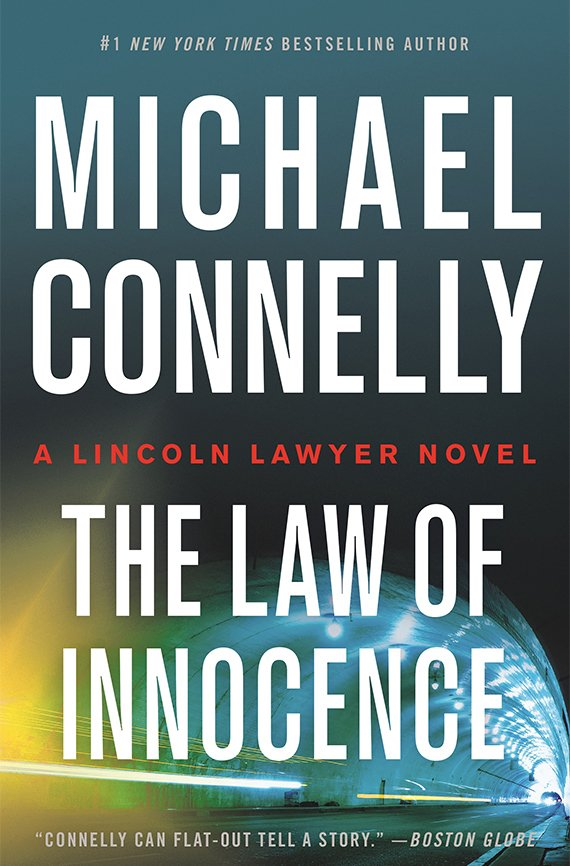 The Law of Innocence book cover