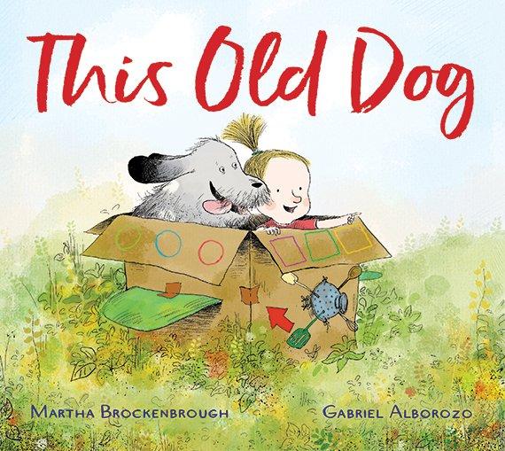 Portada del libro This Old Dog