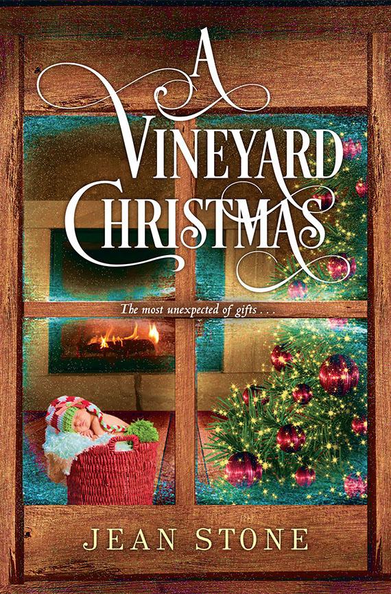 A Vineyard Christmas book cover