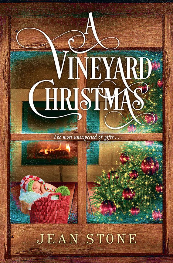 A Vineyard Christmas book cover