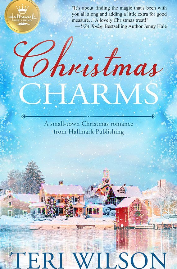 Christmas Charms book cover