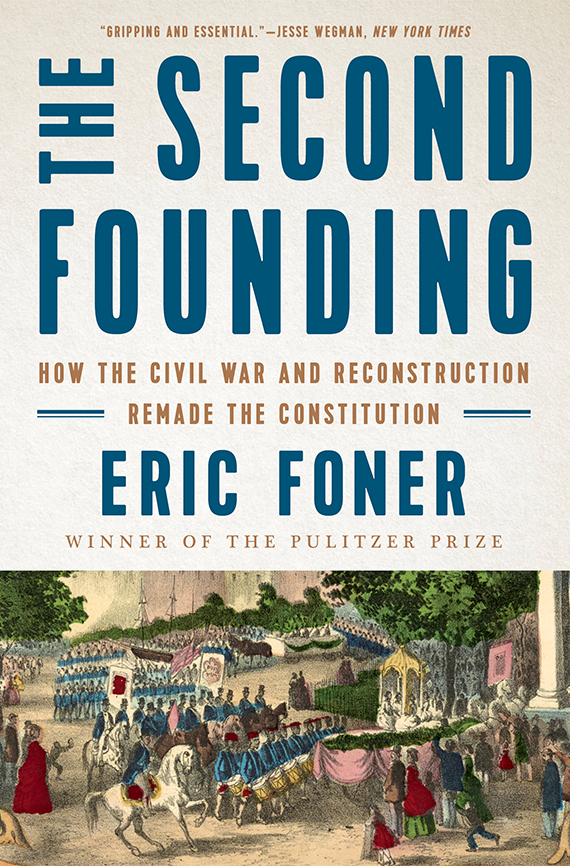 The Second Founding book cover