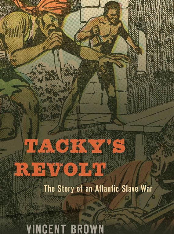 Tacky's Revolt book cover