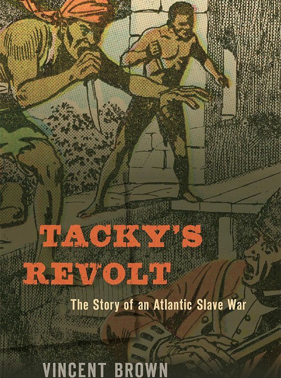 Tacky's Revolt book cover