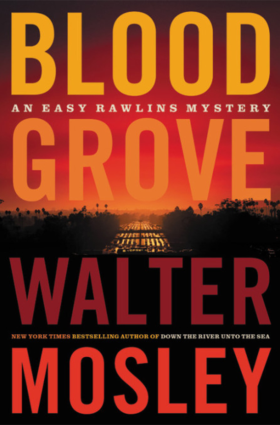 Blood Grove book cover