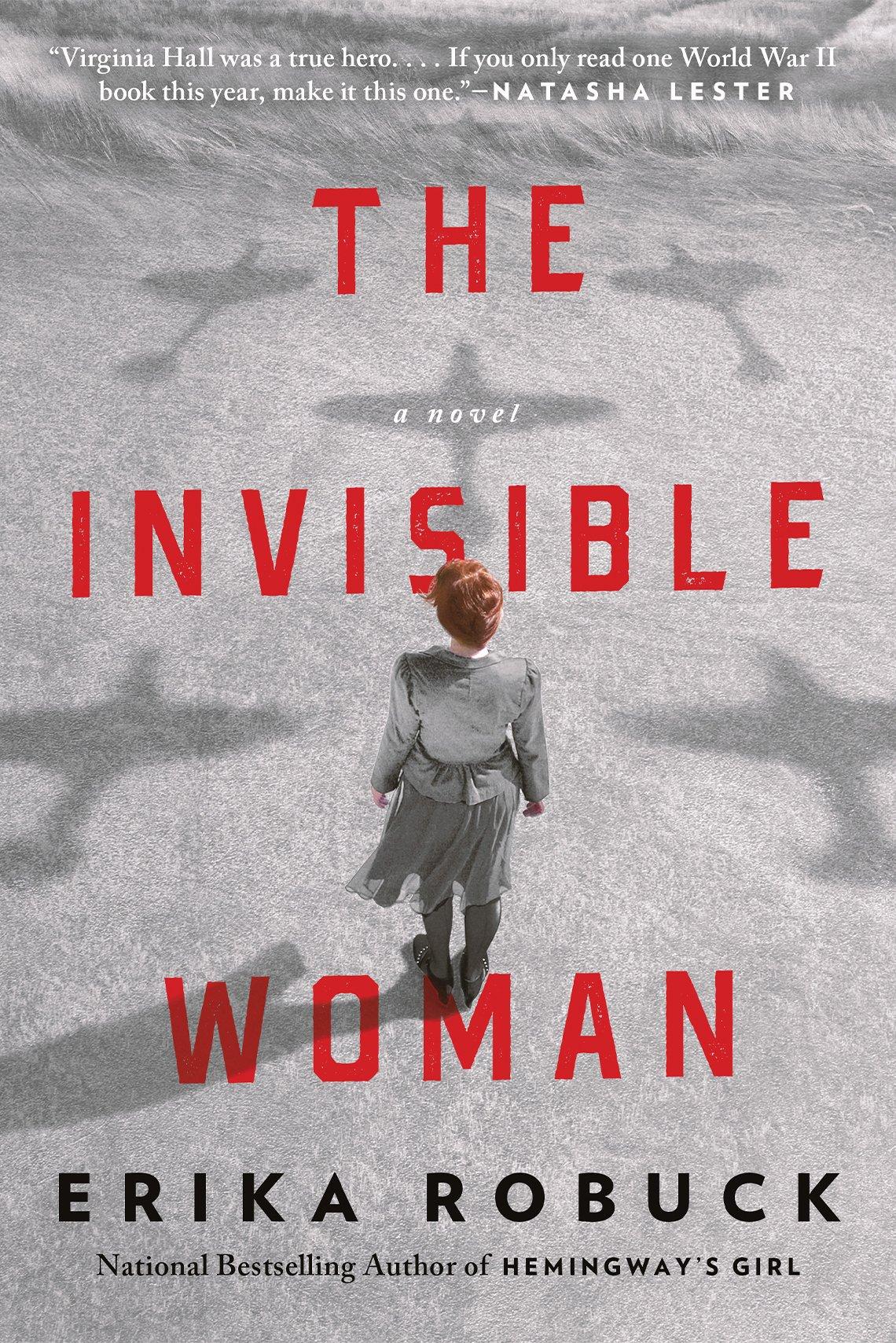 Portada del libro The Invisible Woman de Erika Robuck.