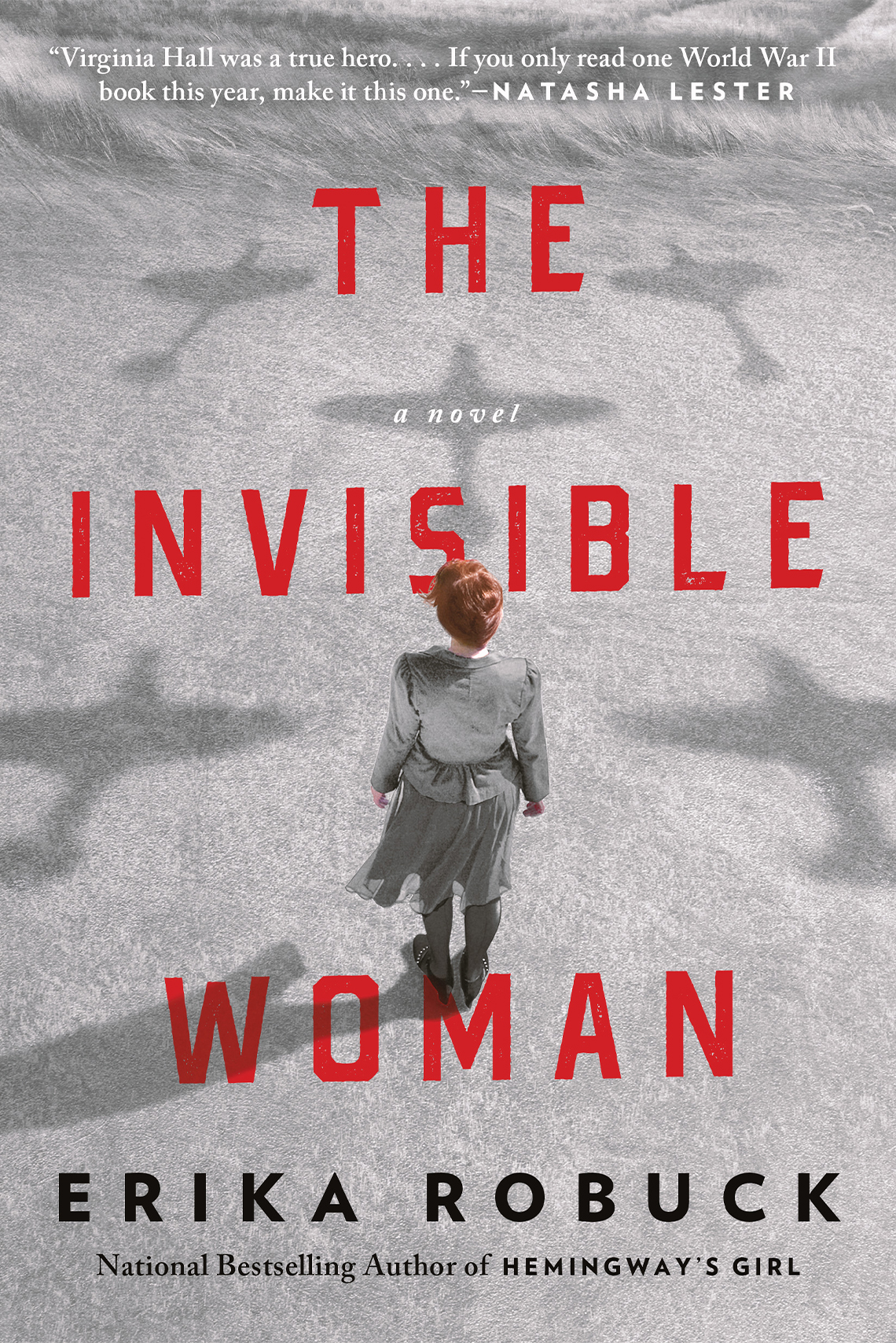 erika robuck the invisible woman