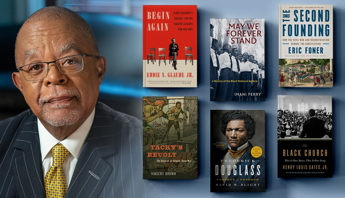 henry louis gates recommends books