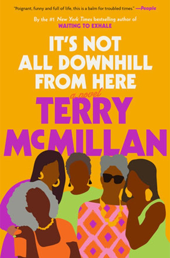 It's Not All Downhill from Here book cover