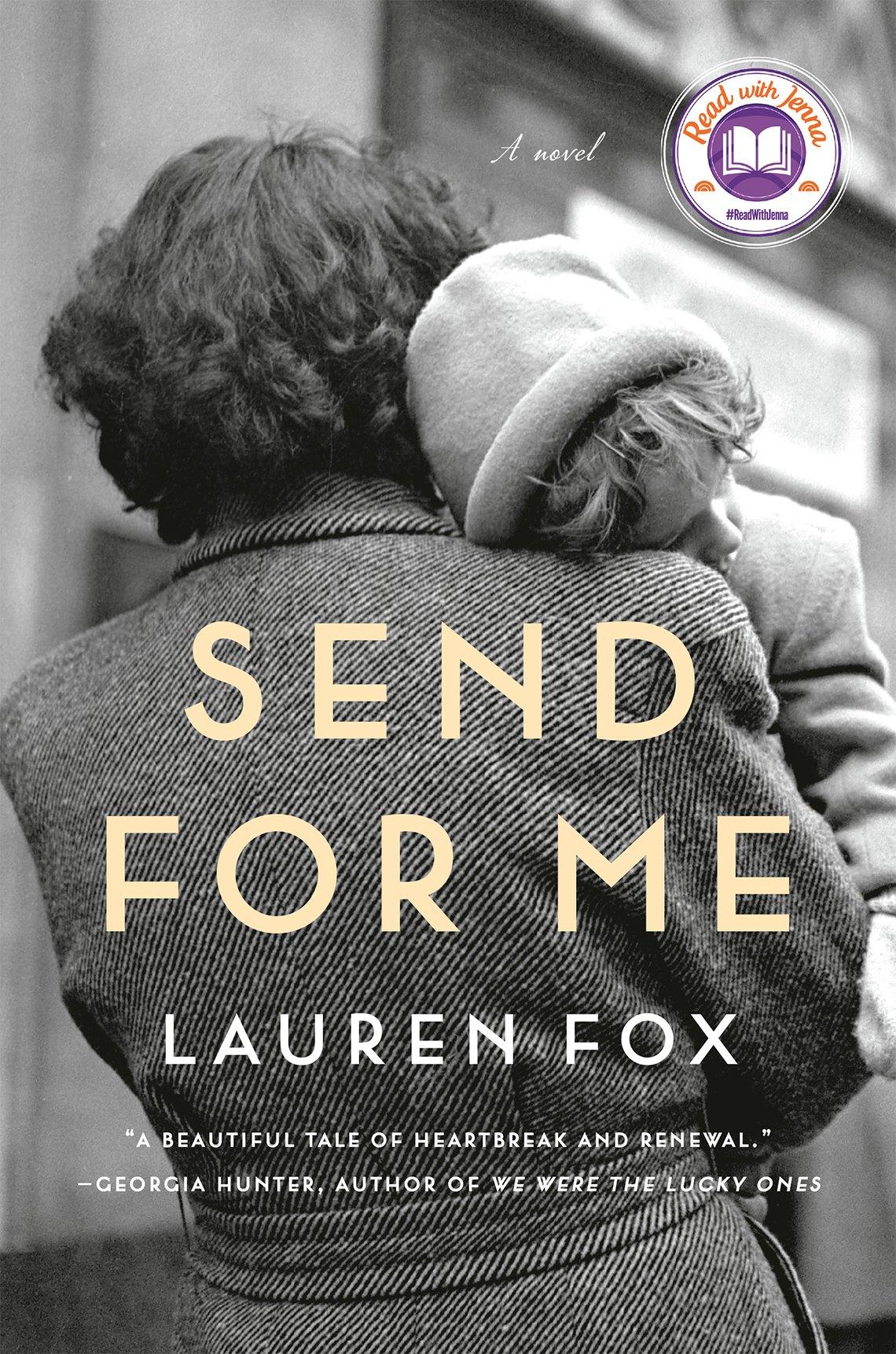Portada del libro Send for Me de Lauren Fox.