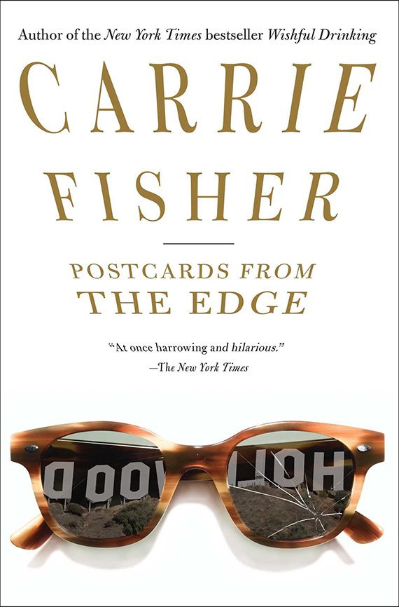 Postcards from the Edge book cover