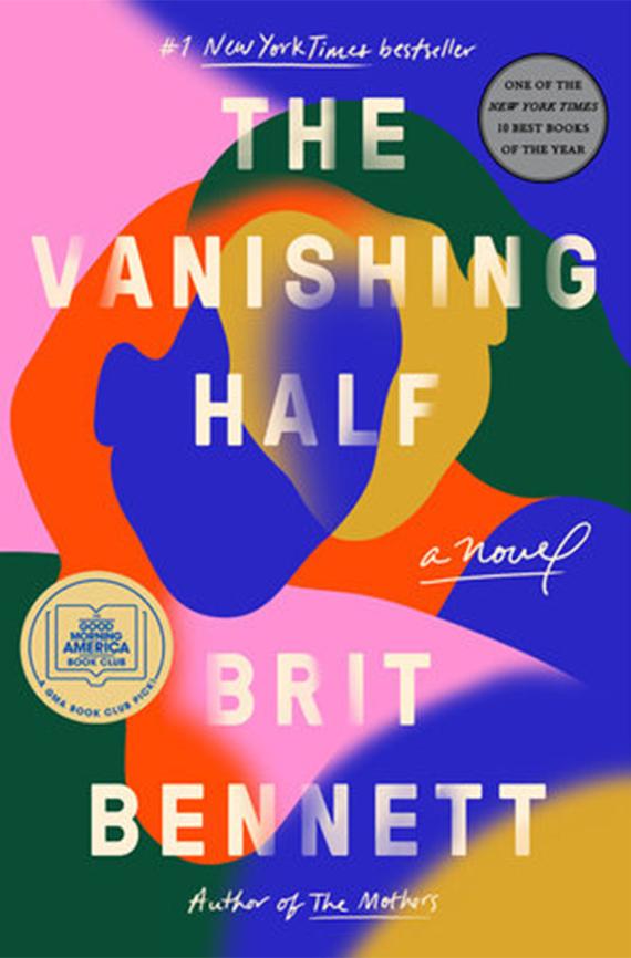 The Vanishing Half book cover