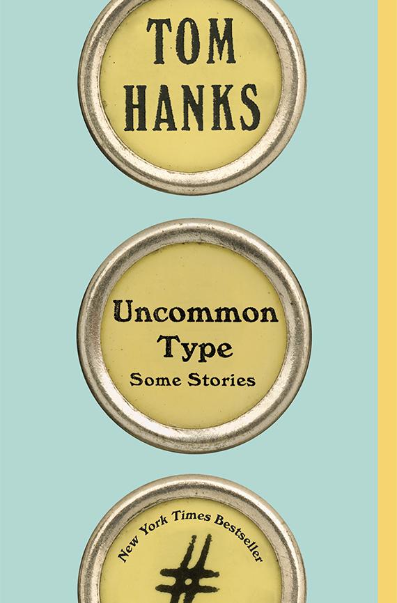 Portada del libro Uncommon Type.