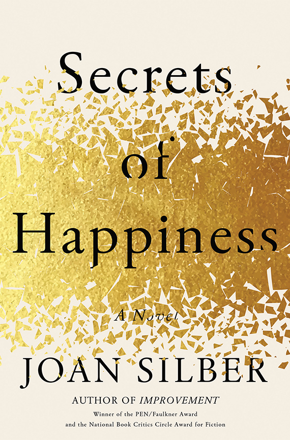Secrets of Happiness book cover