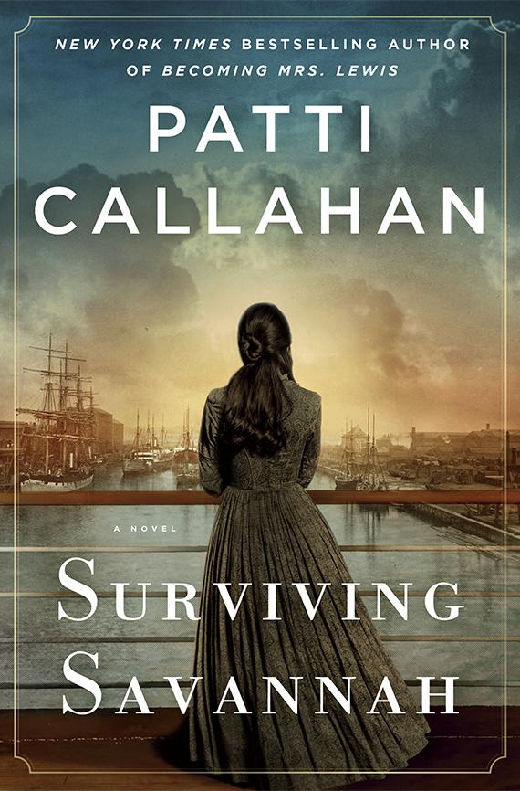Surviving Savannah book cover