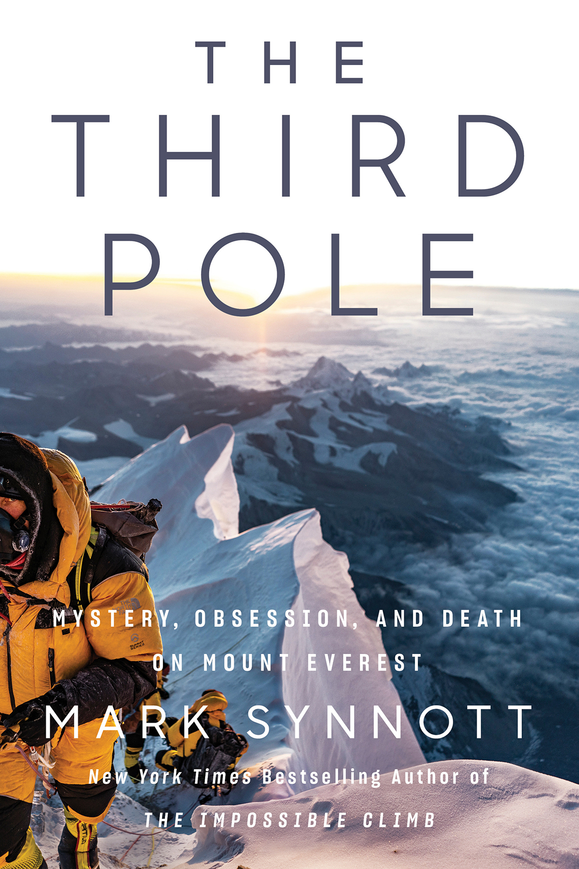 the third pole book by mark synnott