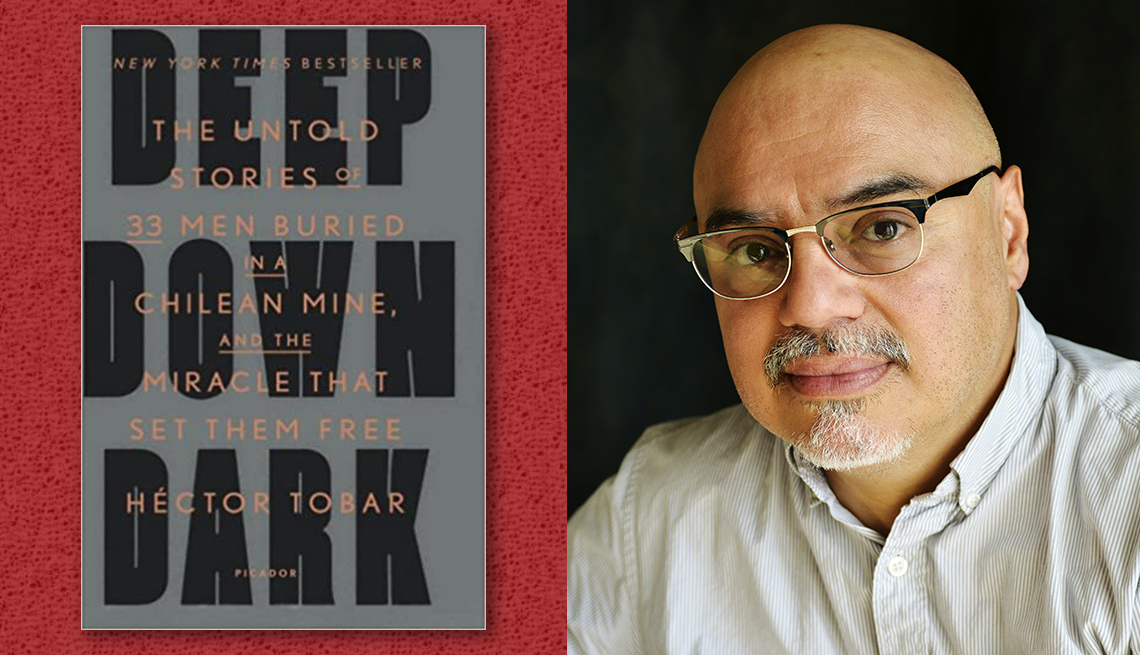 item 9 of Gallery image - author hector tobar and his book deep down dark