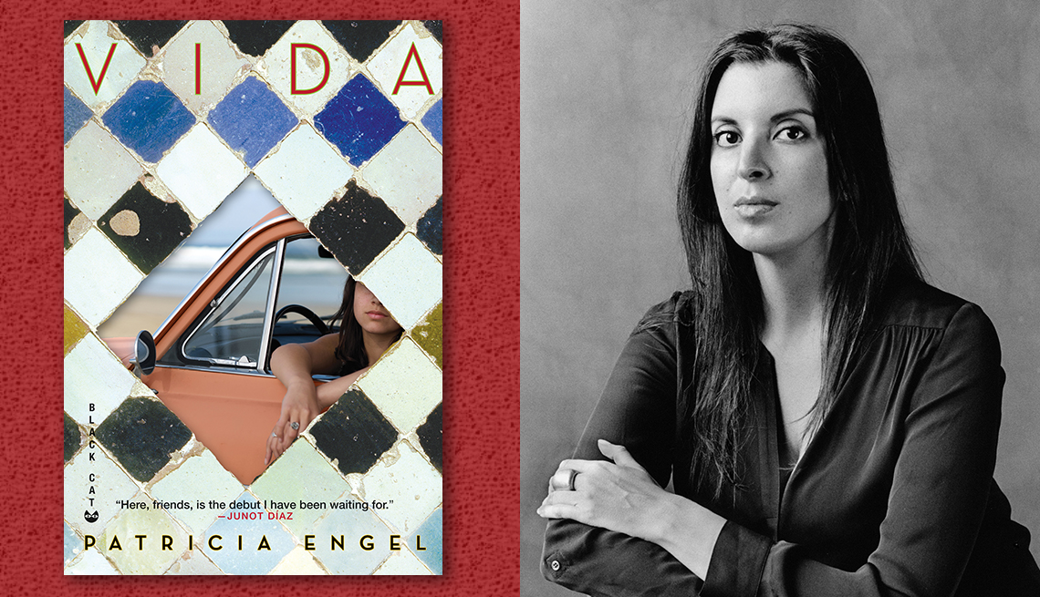 item 12 of Gallery image - author patricia engel and her book vida