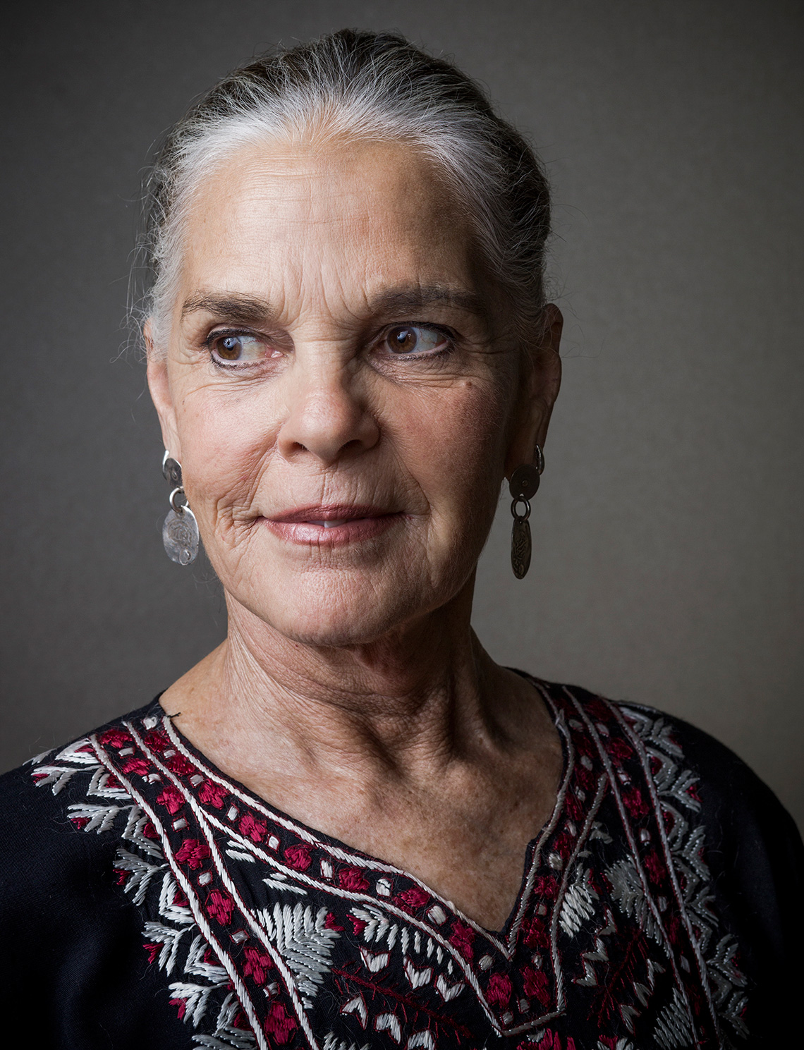 Ali MacGraw now