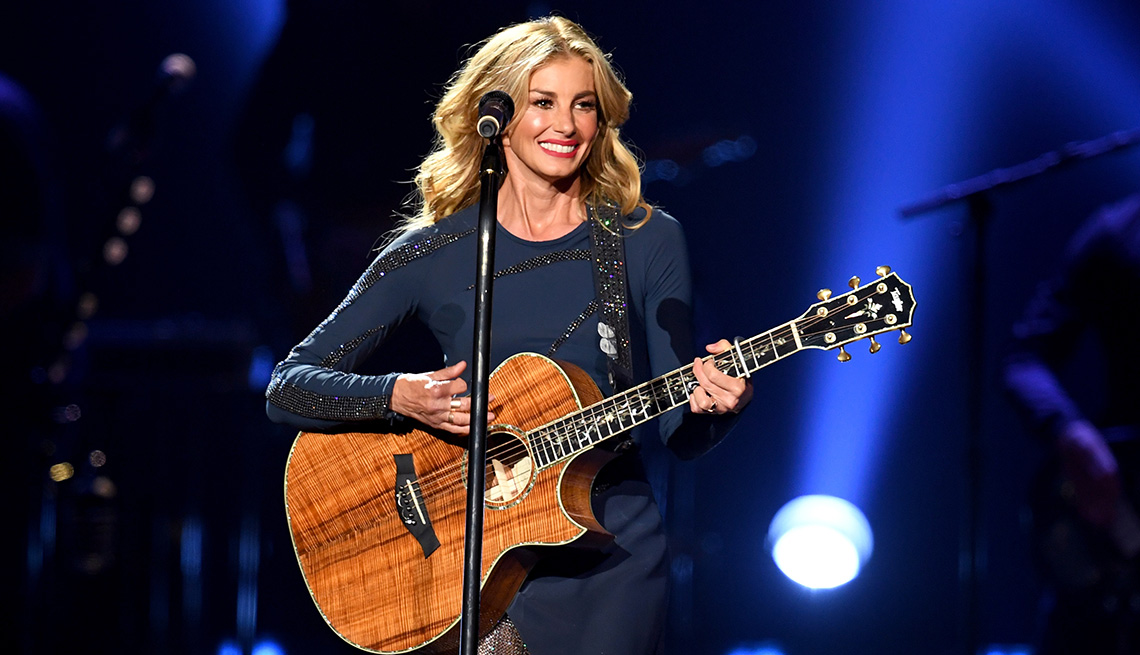 item 7 of Gallery image - Faith Hill, 50
