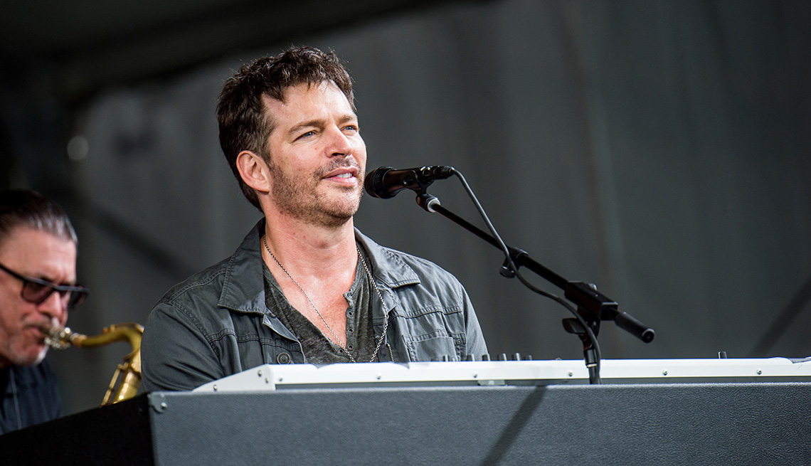 item 3 of Gallery image - Harry Connick Jr., 50