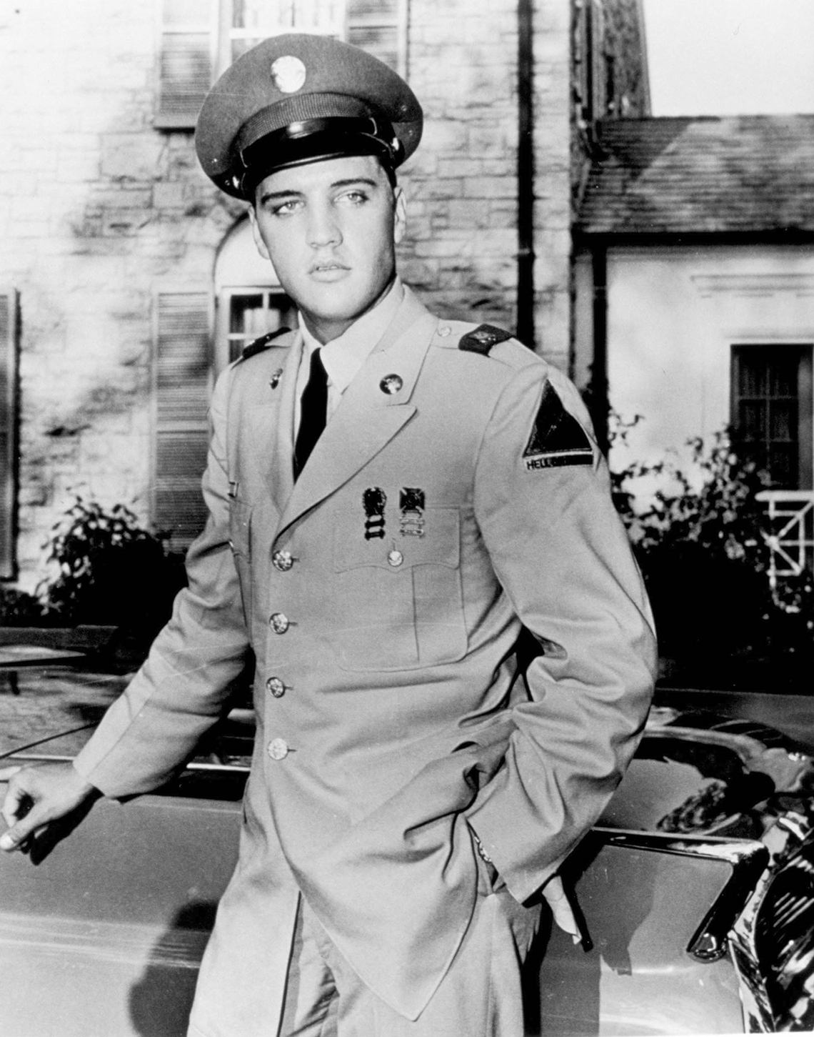 item 7 of Gallery image - Elvis in the Army
