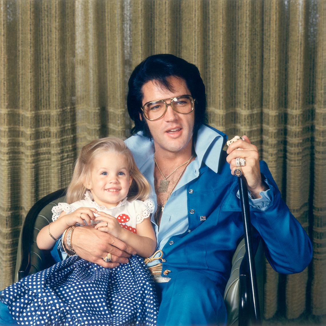 item 9 of Gallery image - Elvis and Lisa