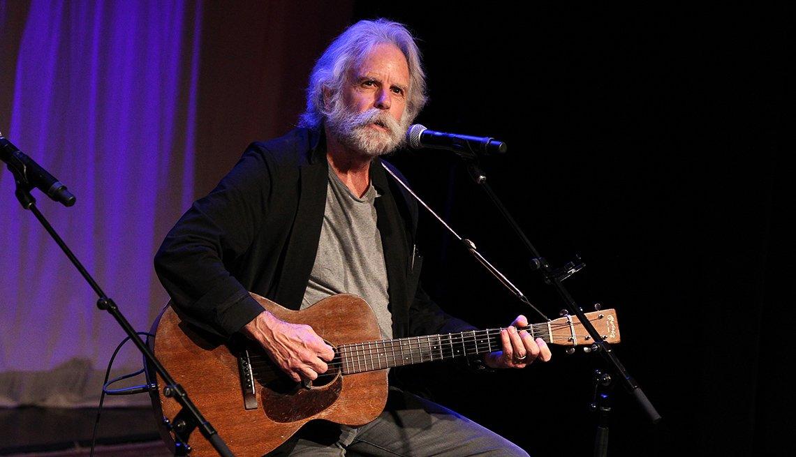 Oct. 16: Bob Weir, 70