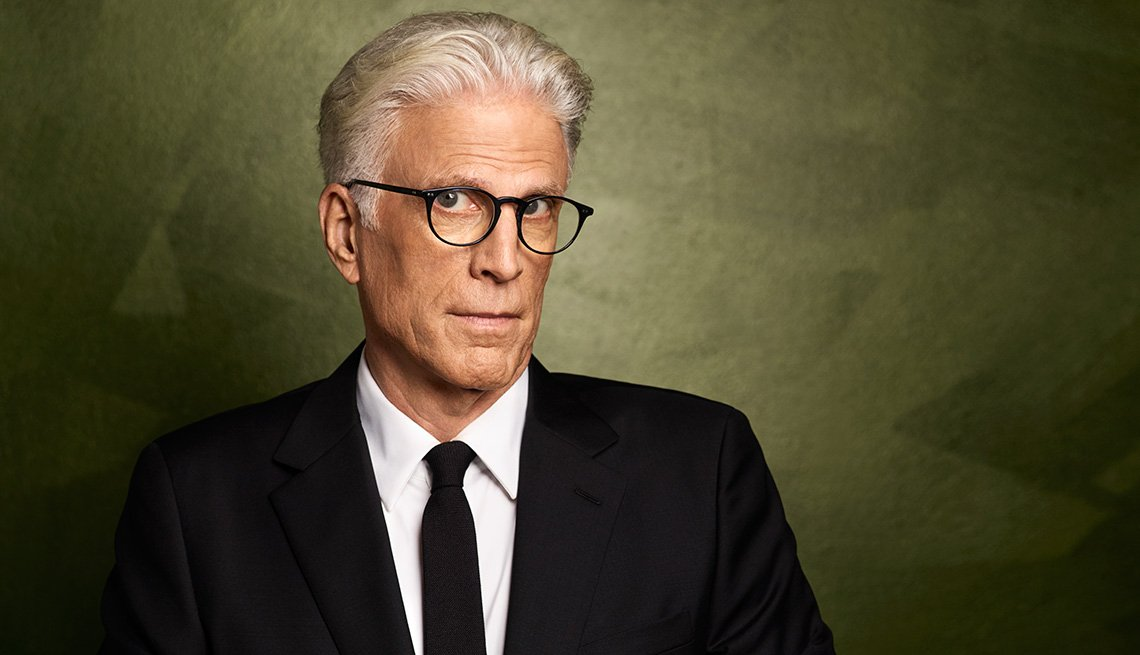 Ted Danson photographed on Friday, July 28th in Los Angeles, CA.