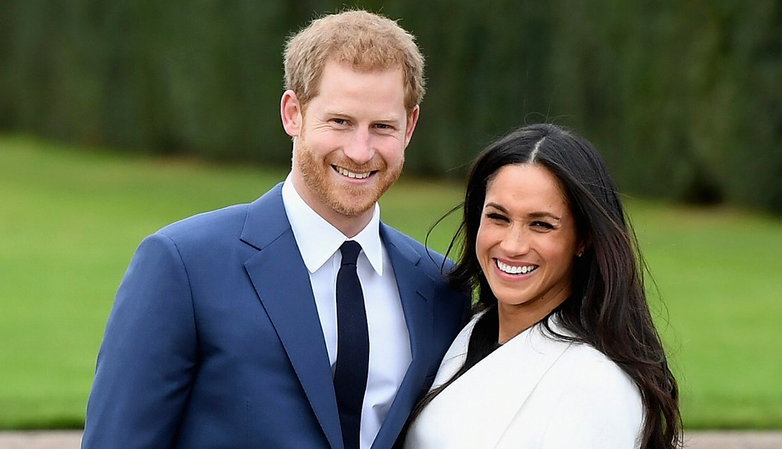 item 4 of Gallery image - Prince Harry And Meghan Markle Announce Engagement