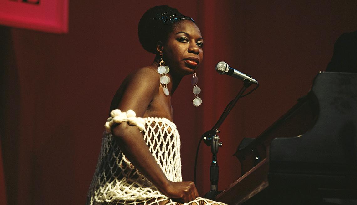Rock and Roll Hall of Fame Nina Simone