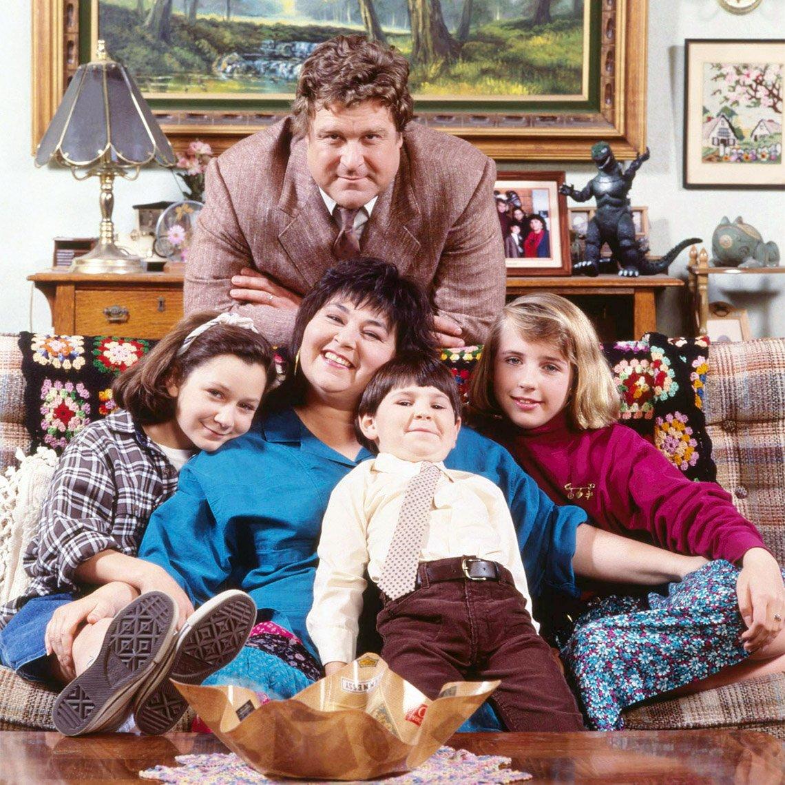 Original cast of Roseanne