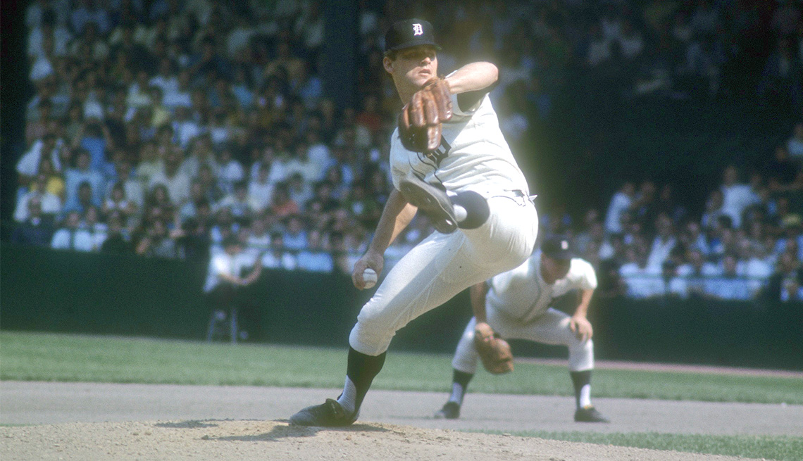 A Conversation With Denny McLain