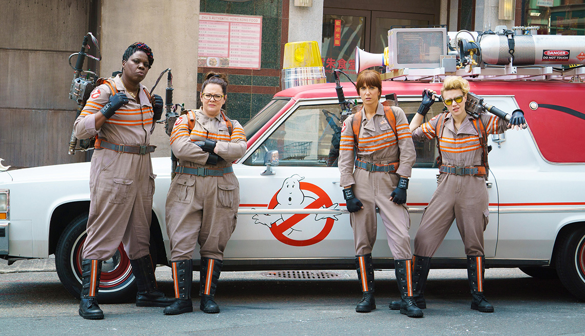 item 9 of Gallery image - Ghostbusters