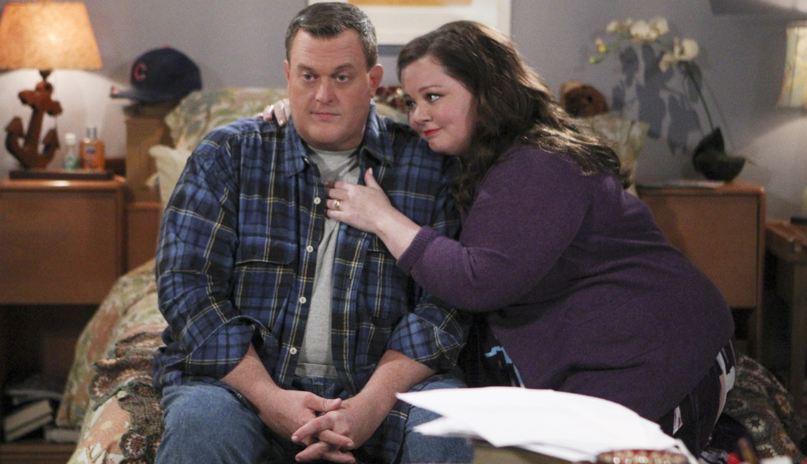 item 2 of Gallery image - Mike & Molly