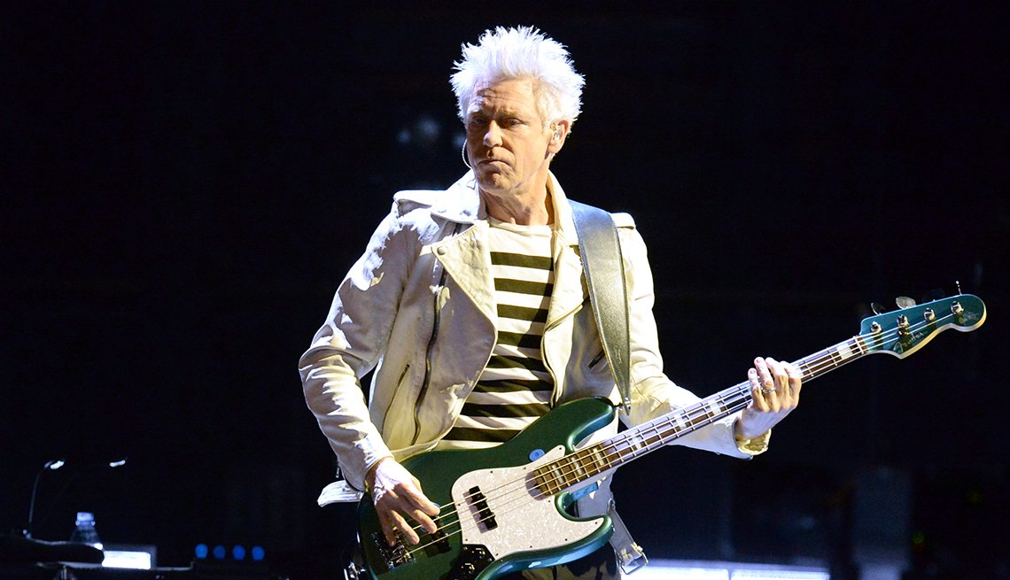 item 8 of Gallery image - Adam Clayton